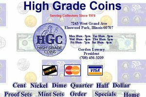 High Grade Coins, Inc.