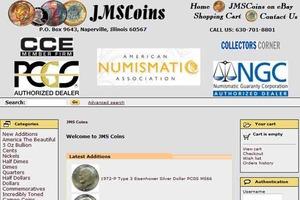 J M S Coins