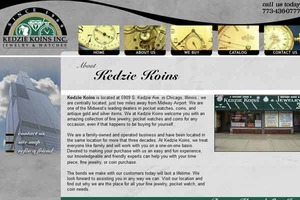 Kedzie Koins & Jewelry, Inc.