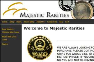 Majestic Rarities