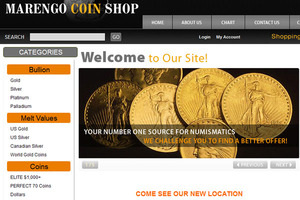 Marengo Coin Shop