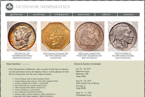 O'Connor Numismatic Rarities, LLC