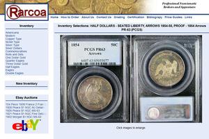 Rare Coin Company of America