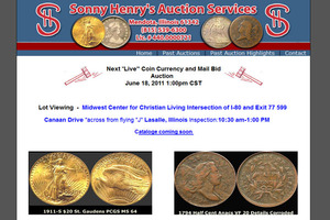 Sonny Henry's Auction Service