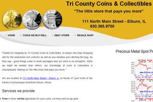 Tricounty Coin