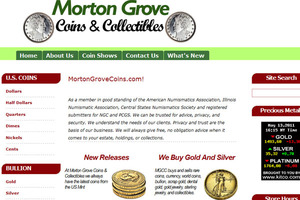 Unisource Numismatics, Inc. dba Morton Grove Coins & Collectibles