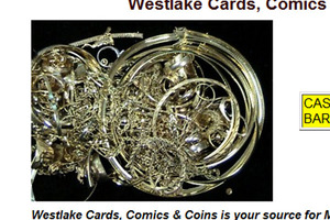 Westlake Cards. Comics & Coins, Inc.