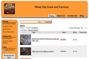 Windy City Coin