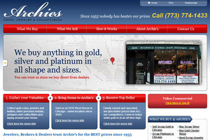 Archie's Coins, Jewelry & Collectibles