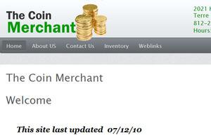 The Coin Merchant