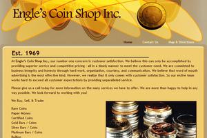 Engle's Coin Shop, Inc.