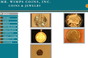 Mr. Wimp's Coins, Inc.