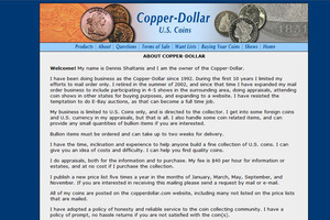 Copper-Dollar