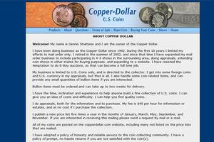 Copper-Dollar