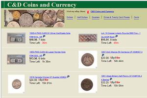 C & D Coins