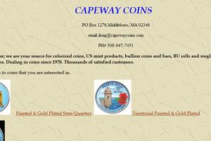 Capeway Coins