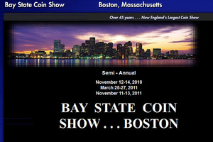 Bay State Coin Show