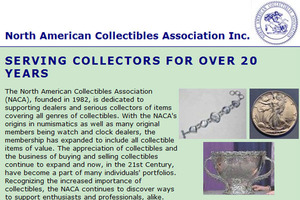 The North American Collectibles Assoc.