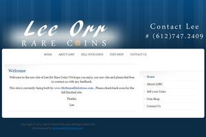 Lee Orr Rare Coins