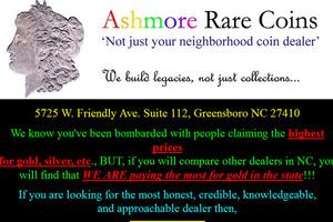 Ashmore Rare Coins & Metals