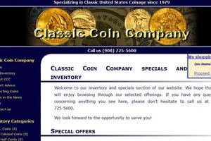 Classic Coin Company