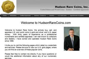 Hudson Rare Coins, Inc.