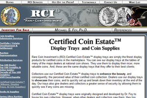 Rare Coin Investments (RCI)