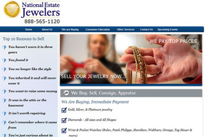 National Estate Jewelers
