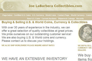 Joe LaBarbera Collectibles.com