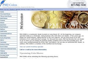 P M J Coins LLC