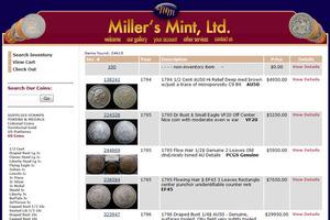 Miller's Mint, Ltd