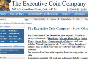 Executive Coin Co.