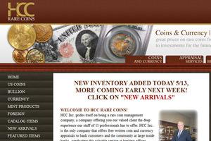 H C C Rare Coins