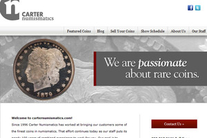 Carter Numismatics, Inc.