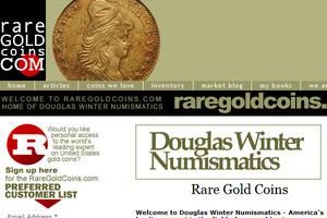 Douglas Winter Numismatics