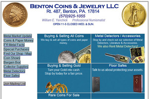 Benton Coins & Collectibles