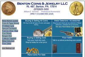 Benton Coins & Collectibles