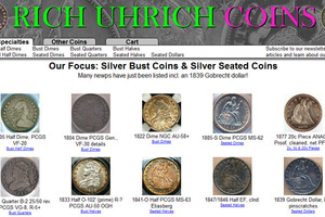 Rich Uhrich Rare US Coins, Inc.