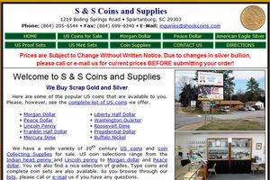 S & S Coins LLC
