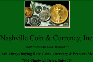 Nashville Coin & Currency, Inc.