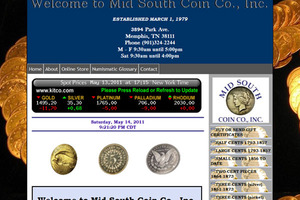Mid South Coin Co., Inc.