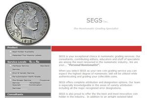 SEGS Grading Service