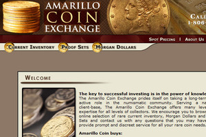 Amarillo Coin Exchange