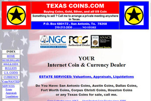 Texascoins.com