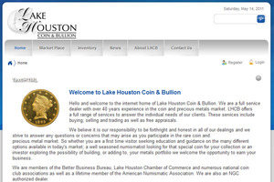 Lake Houston Coin & Bullion