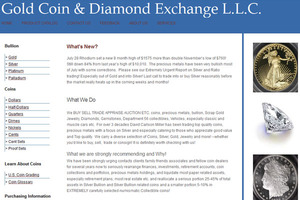 Gold Coin & Diamond Exchange LLC