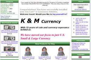 K & M Coins