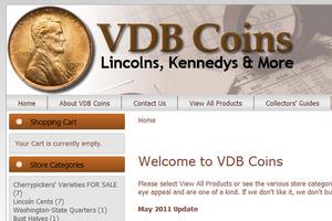 V D B Coins