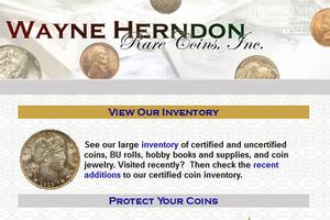 Wayne Herndon Rare Coins, Inc