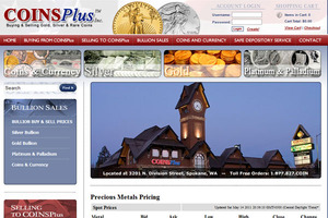 Coins Plus, Inc